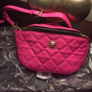 Aldo Kaust fanny pouch hot pink